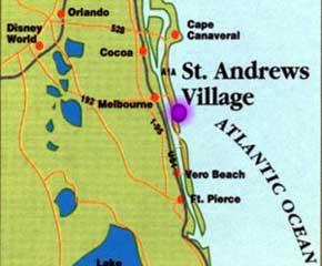East Florida Villa Rental Property 1193 Melbourne Florida East Coast
